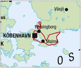 Schweden Karte Regionen.Ag Traveltrend