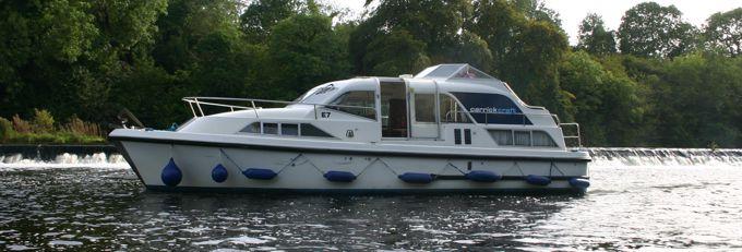 "Hausboot ""Kilkenny"""