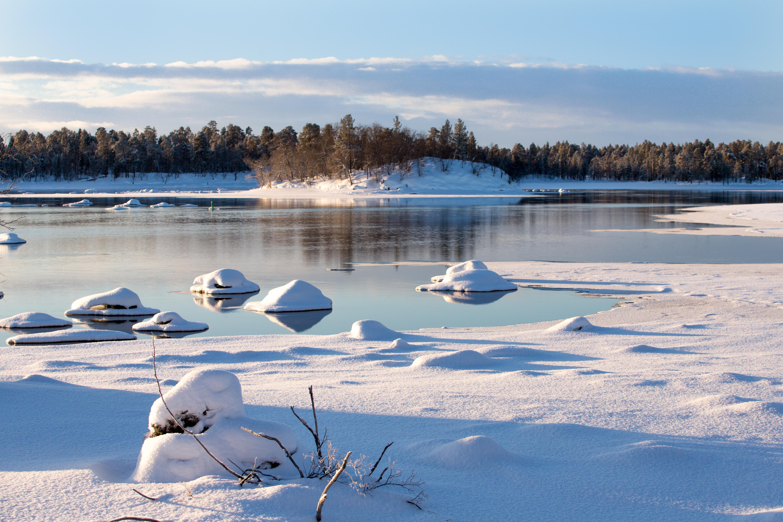 Erä Lodge, Finnisch Lappland